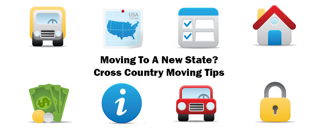 Cross Country Moving Tips