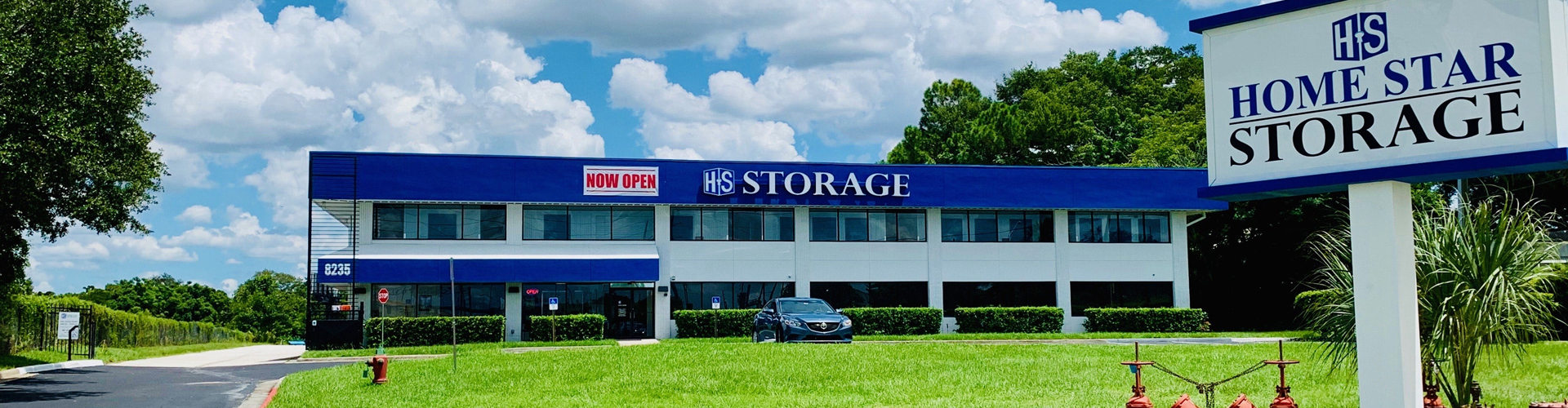 Orlando FL Self Storage Facility